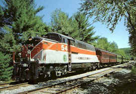Stourbridge Line Rail Excursion Train Rides